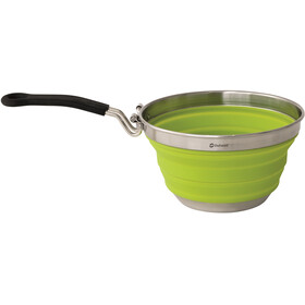 Outwell Collaps Saucepan 1,5l Lime Green